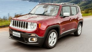 Jeep RENEGADE . 1.8 16V Limited Edition Auto Flex