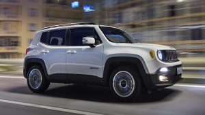 Jeep RENEGADE . 1.8 16V Longitude Auto Flex