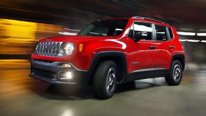 Jeep RENEGADE . 1.8 16V Flex