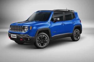 Jeep RENEGADE . Trailhawk 2.0 Turbodiesel 4x4 Automático