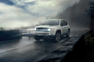 Jeep RENEGADE . Custom 1.8 Flex Manual