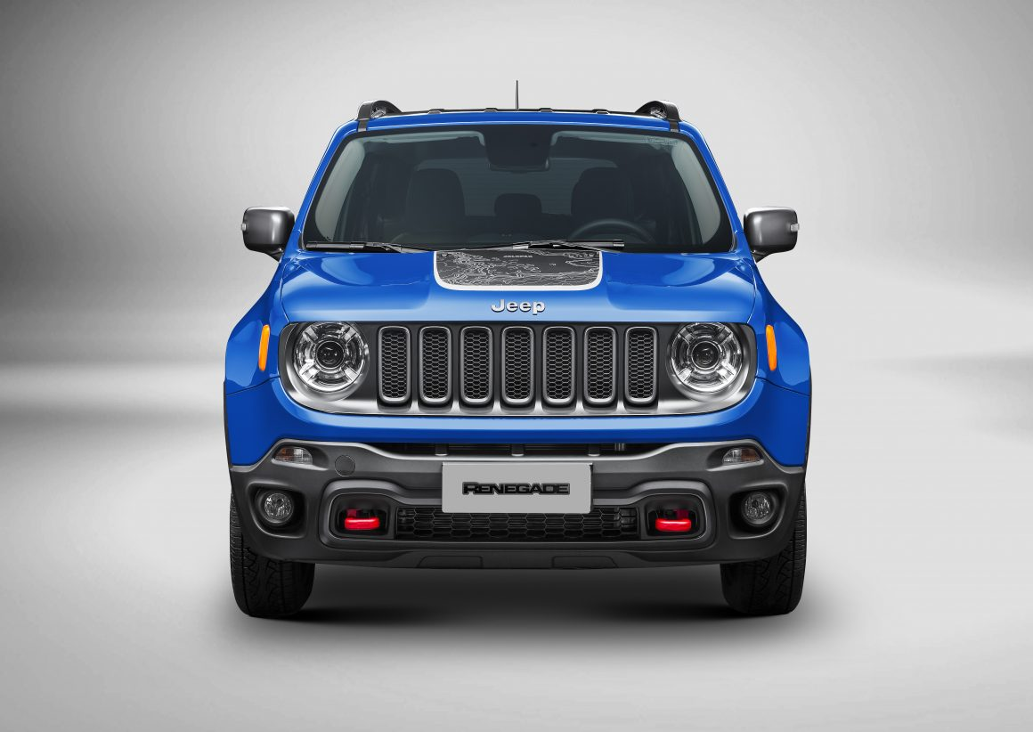 Jeep RENEGADE Trailhawk 2.0 Turbodiesel 4x4 Automático 3