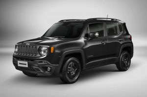 Jeep RENEGADE . Custom 2.0 Turbodiesel 4x4 Automático