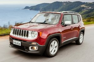 Jeep RENEGADE . Limited 1.8 Flex Automático