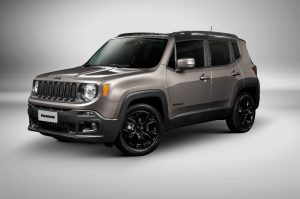 Jeep RENEGADE . NIGHT EAGLE AT 1.8 16V FLEX