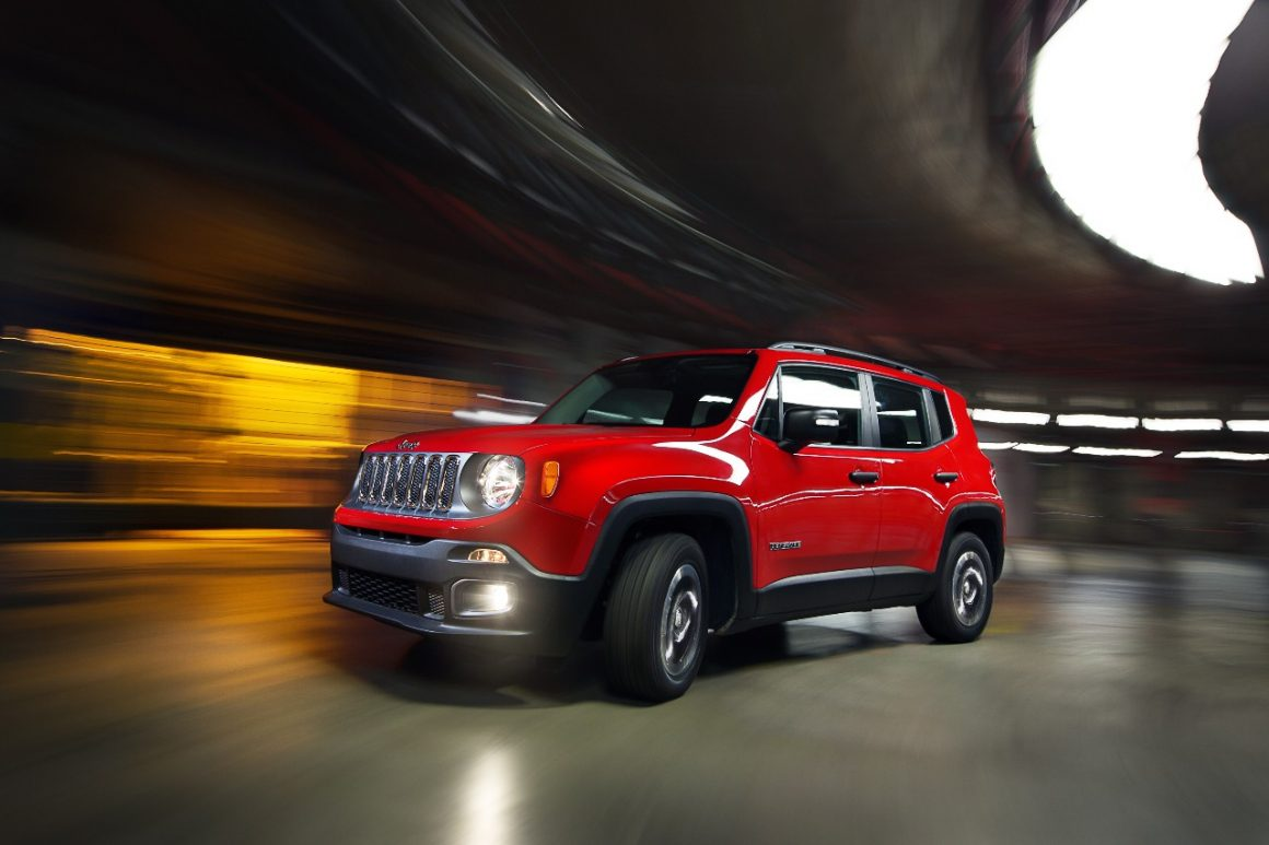 Jeep RENEGADE Sport 1.8 Flex Manual 0