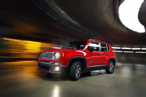 Jeep RENEGADE . Sport 1.8 Flex Manual