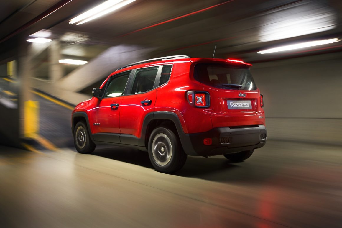 Jeep RENEGADE Sport 1.8 Flex Manual 1