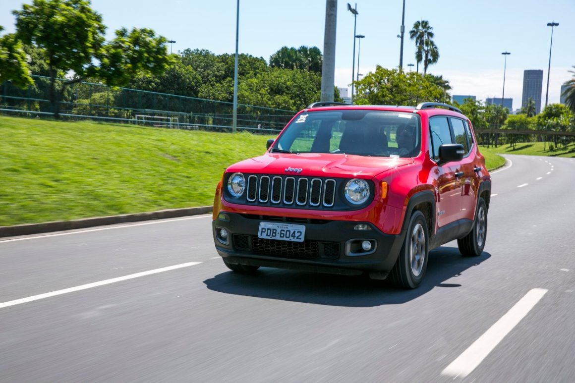 Jeep RENEGADE Sport 1.8 Flex Manual 2