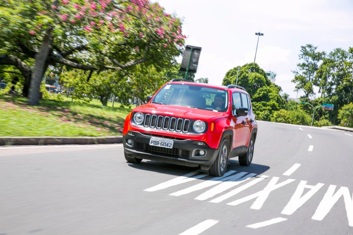 Jeep RENEGADE Sport 1.8 Flex Manual 3