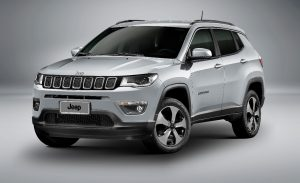 Jeep COMPASS . Longitude 2.0 Flex Automático