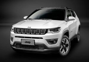 Jeep COMPASS . Limited 2.0 Flex Automático