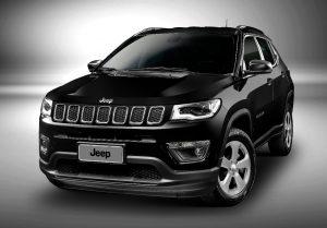 Jeep COMPASS . Sport 2.0 Flex 4x4 Automático