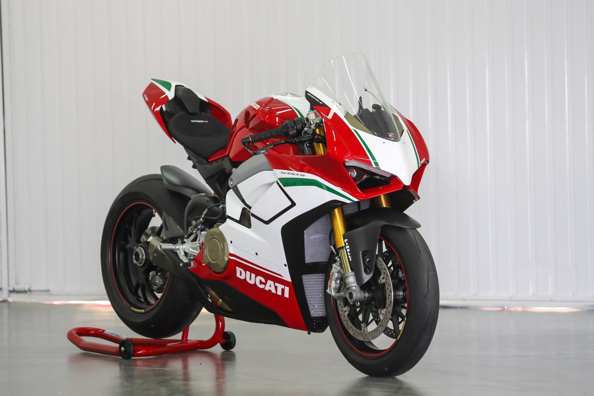 Ducati Panigale Exhaust For Sale