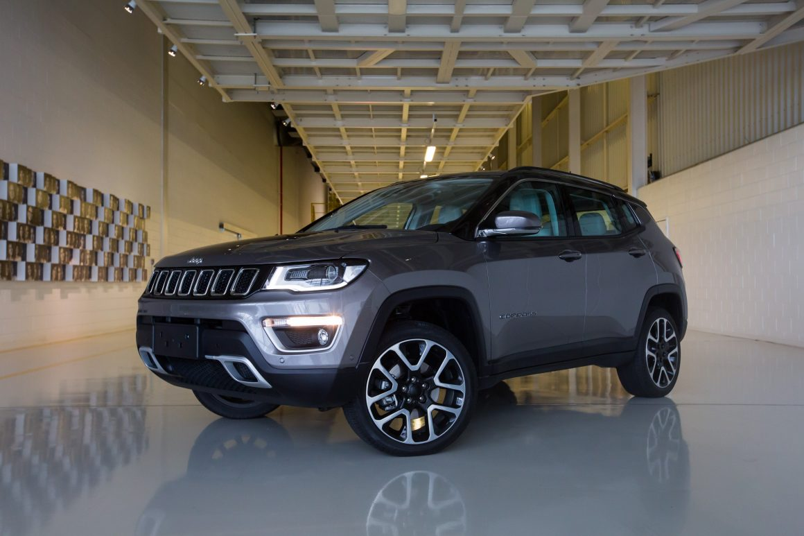 Jeep COMPASS Limited 2.0 Turbodiesel 4x4 Automático 0