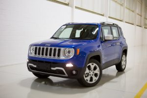 Jeep RENEGADE . LIMITED AT 2.0 DIESEL 4X4