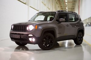 Jeep RENEGADE . NIGHT EAGLE AT 2.0 DIESEL 4X4