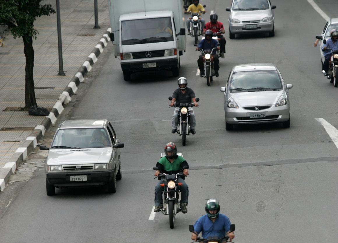 roubo de motos
