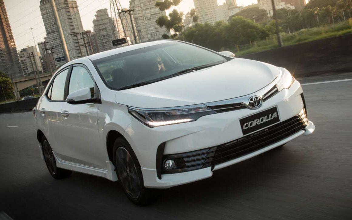 Surpresa Toyota Corolla Gli Fica Mais Barato Na Linha 2019