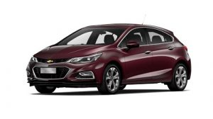 Chevrolet NOVO CRUZE SPORT6 . 1.4 Turbo LTZ Auto Flexpower