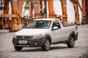Fiat STRADA . 1.4 8V Hard Working Flex - POA