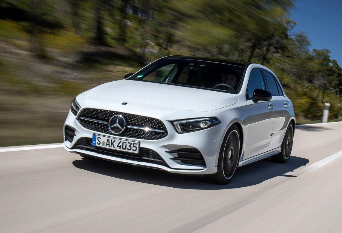 Mercedes Benz Classe A/ Divulgação
