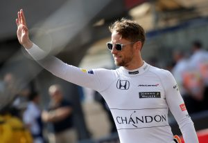 Jenson Button Le Mans