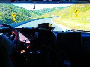 Motorista pontos na CNH