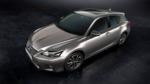 Lexus CT200H . 1.8 16V VVT-i CVT Luxury