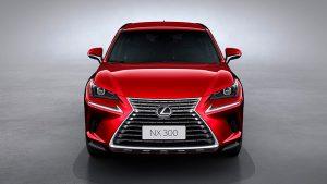 Lexus NX300 . 2.0 Turbo Dynamic Auto