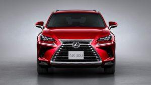 Lexus NX300 . 2.0 Turbo Luxury Auto