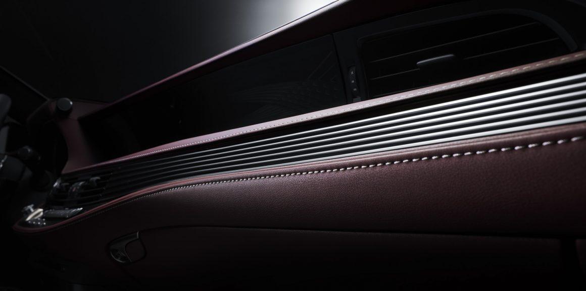 Lexus LS500h 3.5 V6 Auto 12