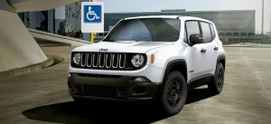 Jeep Renegade PCD
