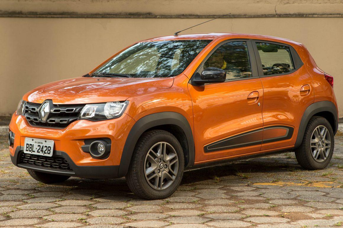 Renault Kwid vendas varejo