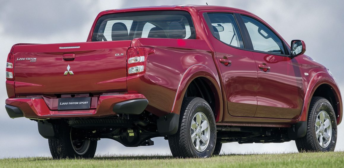 Mitsubishi L200 Triton Sport DIESEL GLS AT 6