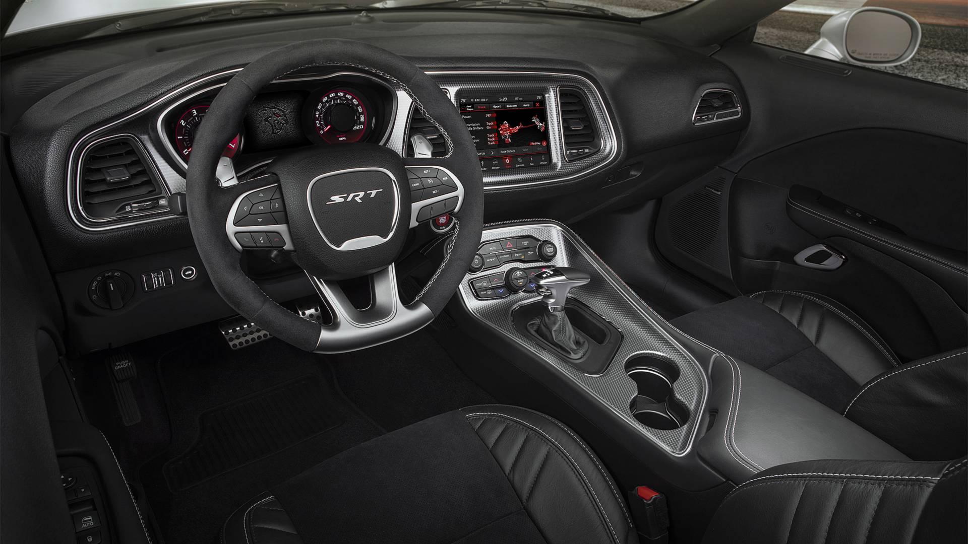 Dodge Challenger Hellcat Redeye Ganha Motor V8 Do Demon