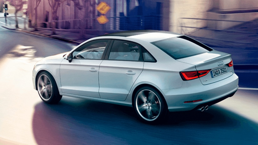Audi A3 SEDAN 1.4 TFSI Sedan Attraction Tiptronic Flex 150HP 4