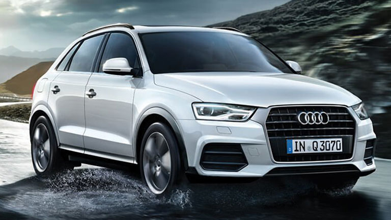 Audi Q3 1.4 TFSI Attraction S-Tronic Nac 0