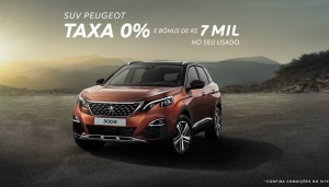 Peugeot 3008 . 1.6 Turbo Griffe Pack Auto