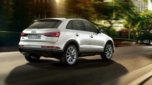 Audi Q3 . 1.4 TFSI Attraction S-Tronic Nac