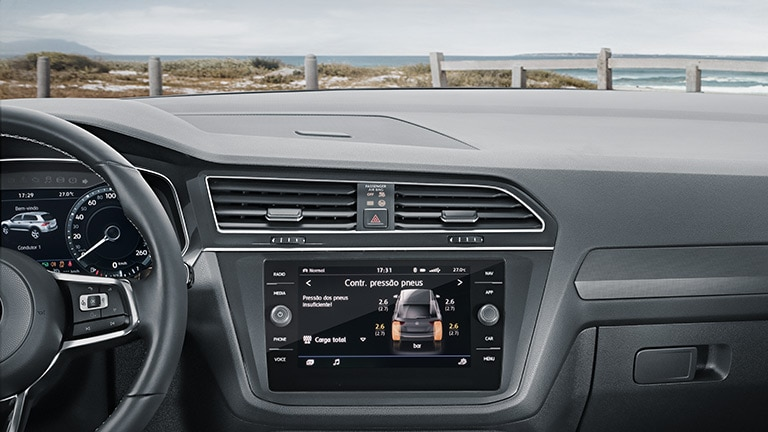 VolksWagen TIGUAN 1.4 TFSI Allspace Comfortline Tiptronic 5
