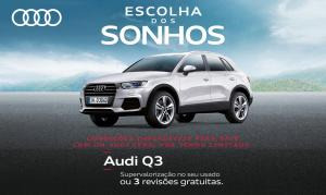 Audi Q3 . 1.4 TFSI Attraction S-Tronic SP