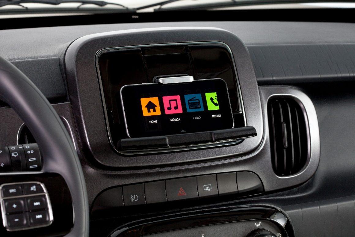 Fiat MOBI 1.0 8V Like Flex 6