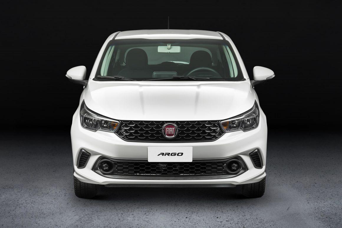 Fiat ARGO 1.0 6V Flex 3