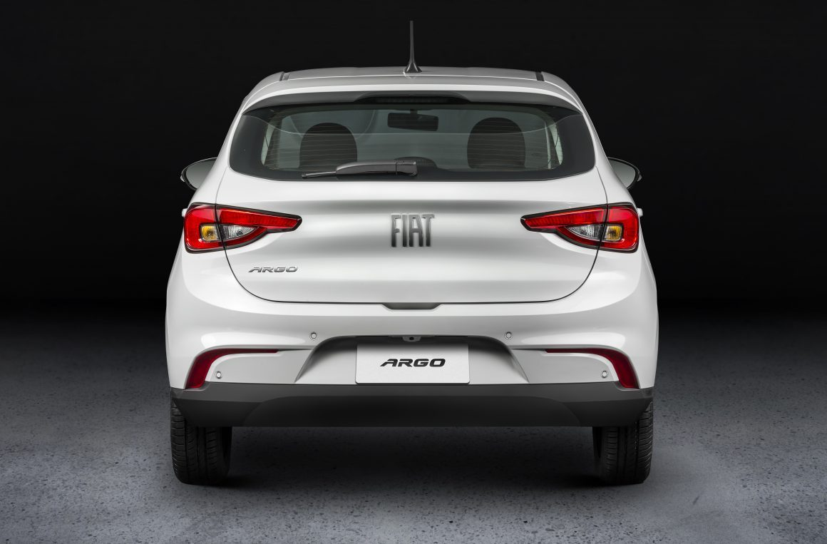 Fiat ARGO 1.0 6V Flex 4