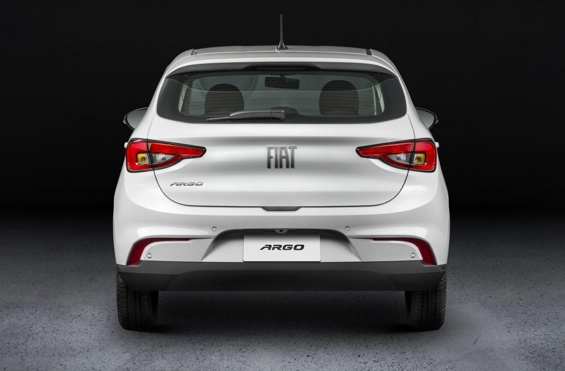 Fiat ARGO Drive 1.0 6V Flex 5