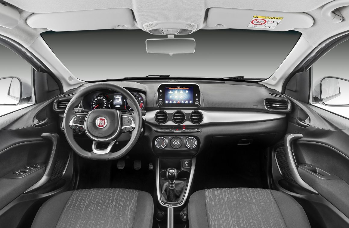 Fiat ARGO Drive 1.0 6V Flex 9