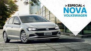 VolksWagen POLO . 1.0 Turbo 200 Comfortline Flex