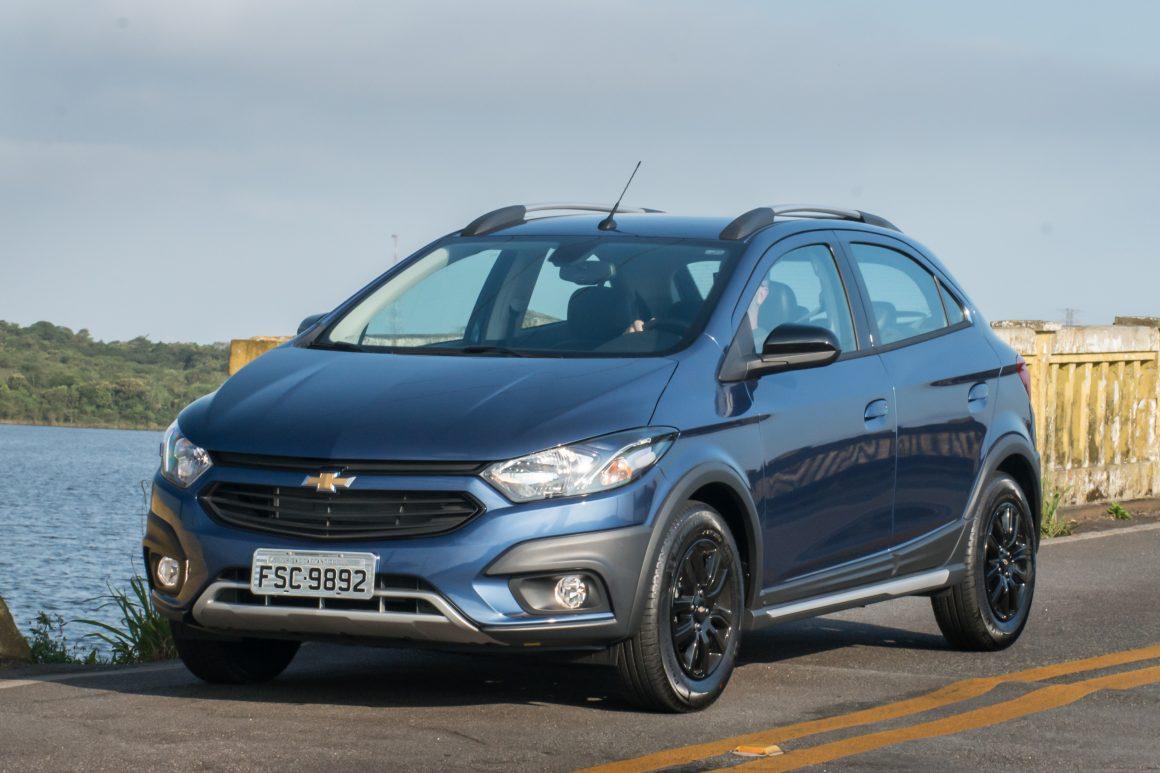 Chevrolet Tem Feirao De Fabrica No Final De Semana