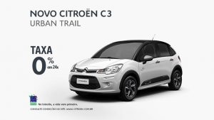 Citroën C3 Urban Trail